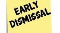 Reminder that there is an early dismissal on Wednesday, September 30th and Thursday, October 1st due to Intake Meetings happening on those days. Blue Cohort = 1:45pm dismissal & Green […]